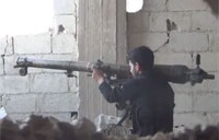 B-10 Pounds SAA Sniper Position