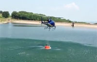 Very Effecient Firefighter Helicopter