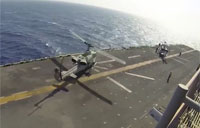 A Day in the Life of Marines at Sea