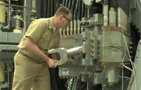 US Navy's MACH 10 Railgun Test