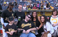 Pirates Honor Sgt. Doug Vitale at Game