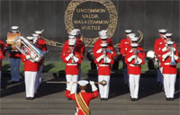 Marine Corps Drum Major Auditions