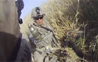 Army Mortar Team Engages Taliban