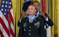 War Hero Receives Medal of Honor