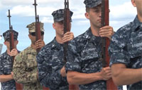 Navy Honors and Ceremonies