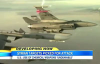 Military Awaits Green Light for Syria