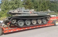 Russian Combat Vehicles in US?