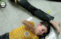 Officials Release Video of Syria Victims
