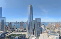 One World Trade Center Time Lapse