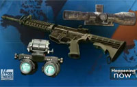Special Forces Weapons Stolen