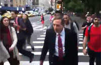 Students Chase Petraeus Off Campus