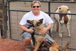 Help Support K9s for Warriors!