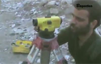 Rebels Use iPad App to Aim Mortars