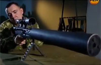 Russian Large Caliber Sniper Rifle