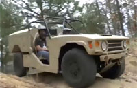 New Special Forces Combat Vehicle