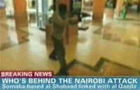 Israeli Special Forces at Nairobi Attack
