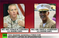 Generals Fired for Failure to Defend
