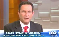 Fox Slams Seals for Aborting Mission