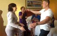 Marine's Sister Gets Great Surprise