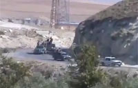 Rebels Botch IED Attack on Convoy