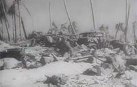 The Capture of Tarawa from Japan