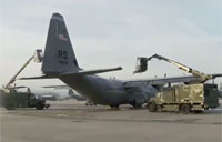 C-130 Ramstein Operation Toy Drop