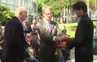 3 WWII Vets in US Honored by France