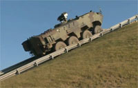 Cobra 4X4 Armored Vehicle Promo