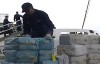 CG Offloads $40 mil Worth of Cocaine