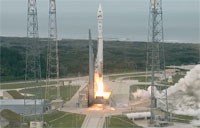 The MAVEN Spacecraft Lifts Off!