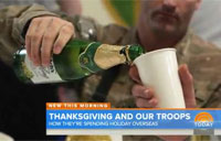 A Thanksgiving in Afghanistan