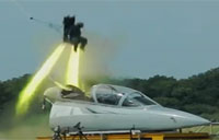 Scorpion Jet Ejection Seat Testing