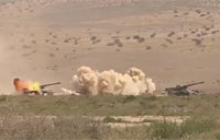 A-10 Warthog Tank Busting Practice