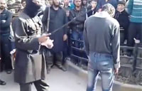 ISIL Punishes Adulterer in Aleppo