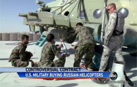 Pentagon Buying Russian Helicopters
