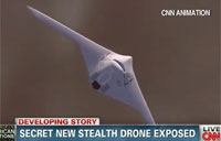 Secret New Stealth Drone Exposed