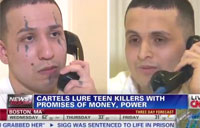 Teen Cartel Hit Man Living Free in US