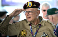 WWII Vets Get Honor Flight Surprise