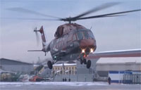 Mi-38 3rd Prototype Makes First Flight