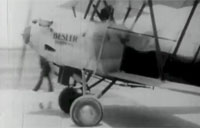 Amazing Steam Driven Plane (1933)