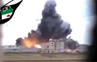 ISIL Blows Up 60 Syrian Soldiers
