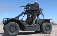 Hybrid Recon Assault Vehicle (Hy-DRA)