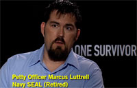 'Lone Survivor' Interview: Marcus Luttrell