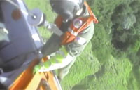 Great Mountain Rescue in Puerto Rico