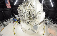 Amazing DARPA Space Telescope