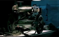 Invention of Maxim Machine Gun