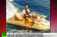 NYPD, FDNY Accused of 9/11 Fraud