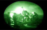 Army Lights Up Night in Afghanistan