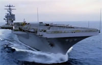The World's Largest Aircraft Carrier