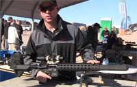 SHOT Show 2014: Heckler & Koch MR556SD